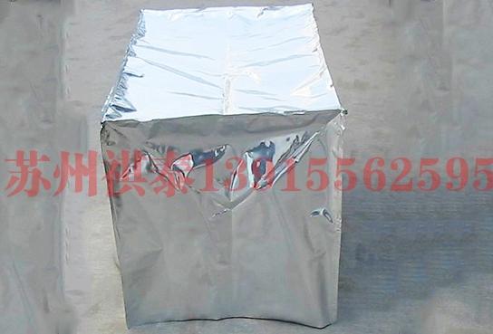 上海亮光镀铝膜立体袋