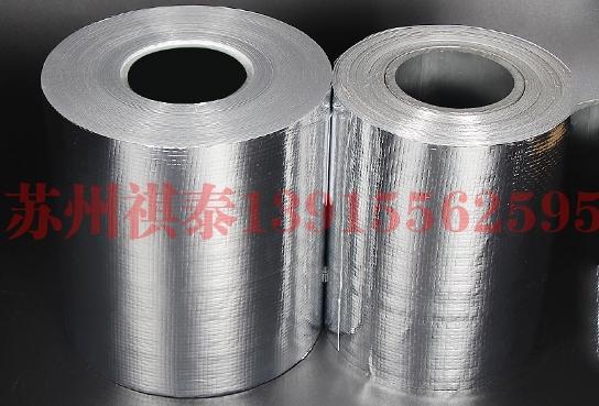 镀铝编织包装膜