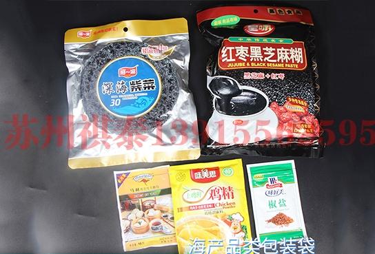 海产品类包装袋