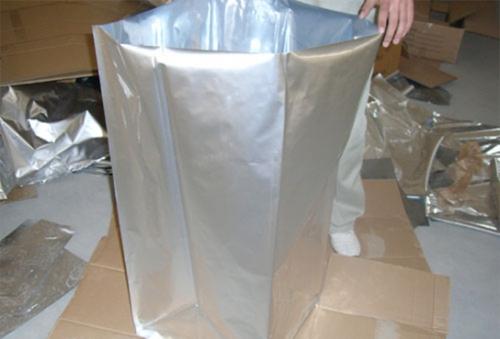 立体铝箔袋