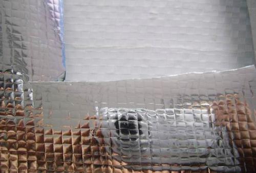 铝塑编织膜 镀铝编织膜