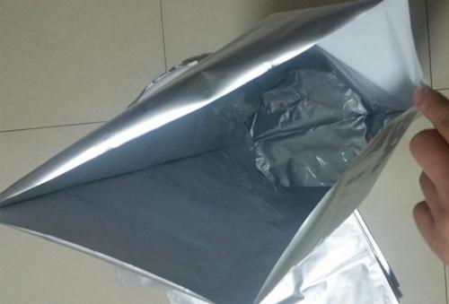 太仓铝箔圆底包装袋