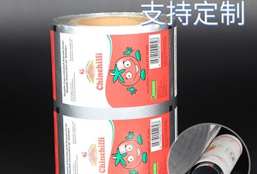 自动包装膜