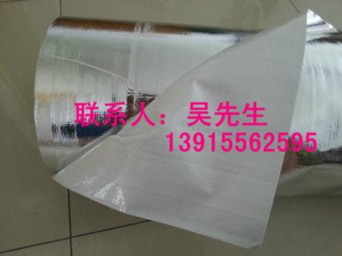 扬州铝塑膜 镀铝编织膜 铝箔防潮膜