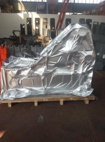 太仓手工做方底立体铝箔包装袋