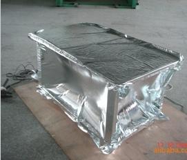 铝箔立体袋 铝箔方体袋 铝箔方底袋